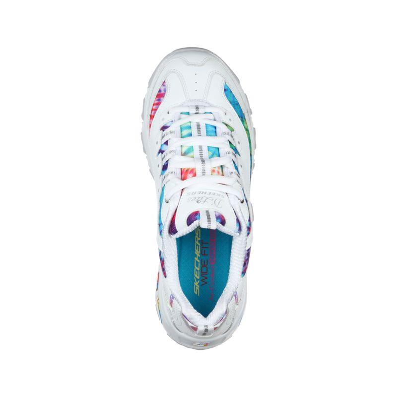 Zapatillas-Skechers-Mujeres-149015-WMLT-D-LITES-Blanco---05_5